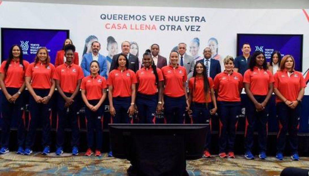 Las Reinas del Caribe buscarán clasificación olímpica en la República Dominicana
