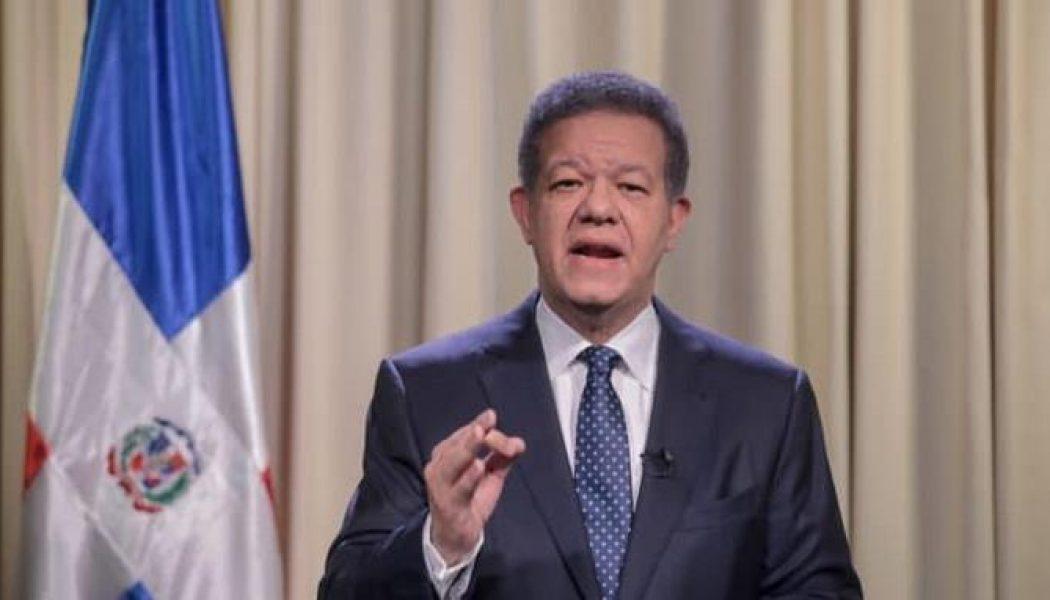 Discurso del Ex Presidente Leonel Fernández 10/20/2019