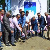 Coraavega realiza primer palazo para construcción de acueducto Baiguate Jarabacoa