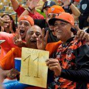 Lino Rivera primer mánager en la historia de LIDOM Con 11 triunfos seguidos