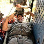 Rescatan en Casabito-Constanza  parapentista que estuvo desaparecido por 24 horas