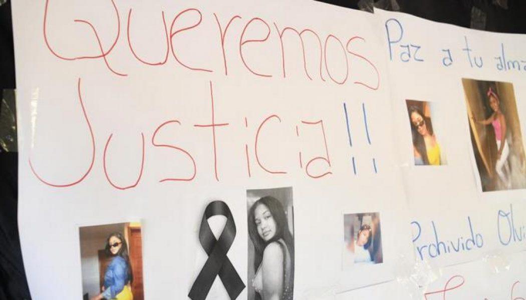 Se entrega Melvin Quezada acusado de asesinar a Emely Acosta
