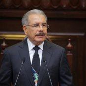 Medina declara 2020 Año de la Consolidación de Seguridad Alimentaria