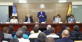 JCE extiende plazo de presentación candidaturas municipales al viernes