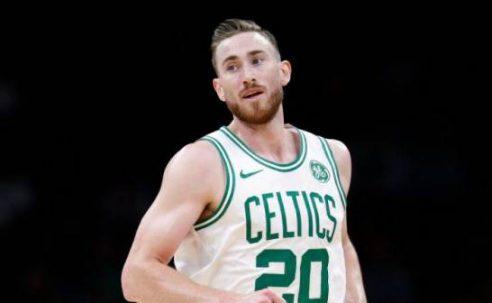 Celtics consideran a Gordon Hayward para duelo ante Cavaliers