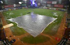 Suspenden el partido Gigantes-Licey a causa de la lluvia