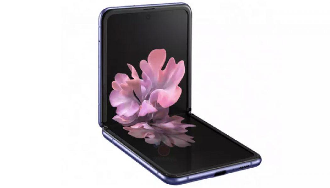 Samsung Galaxy Z Flip: se filtra el nuevo teléfono plegable de Samsung
