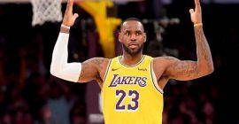 LeBron James recupera su condición de 'King' en la segunda votación para el Juego de Estrellas