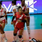 Roban al equipo peruano de voleibol que participa en preolímpico en Colombia