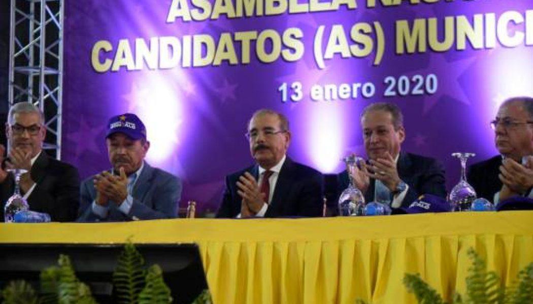 Gonzalo Castillo facilitará parte de sus recursos recaudados a los candidatos municipales