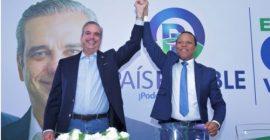 País Posible declara a Luis Abinader como su candidato a la Presidencia