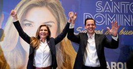 Carolina Mejía se compromete a implementar las propuestas de campaña de Hugo Beras