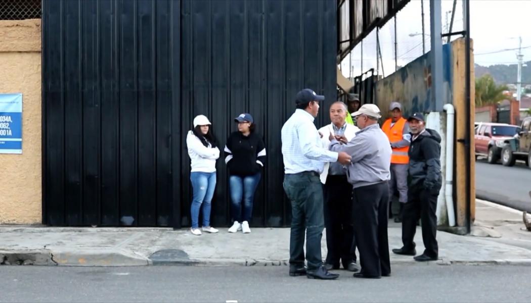 Tímida votación en centros electorales del centro de la ciudad de Constanza