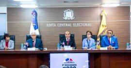 JCE amplía hasta este martes plazo de alianzas para elecciones de mayo