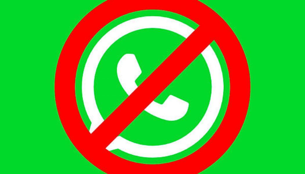 WhatsApp ya avisa sobre los contactos bloqueados
