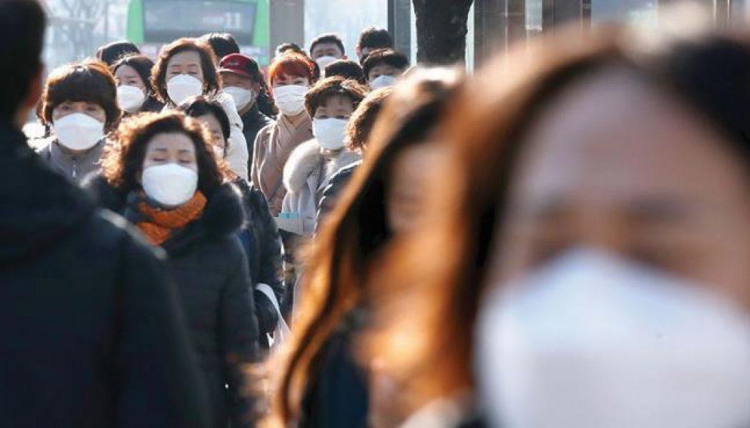 La OMS registra 109.578 casos confirmados de coronavirus en el mundo