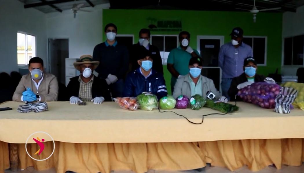 Constanza asegura la producción y abastecimiento de alimentos para satisfacer la demanda de la población nacional