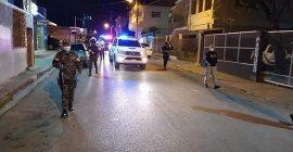 PN ha detenido en 11 días a casi 20 mil personas violaron el toque de queda