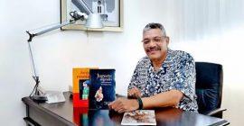 Fallece escritor René Rodríguez Soriano, por Covid-19