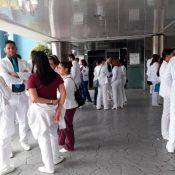 Ministro de Salud asegura personal médico cuenta con materiales de protección