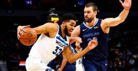 Horford y Towns perderían casi US$14 millones si NBA aplica recorte salarial
