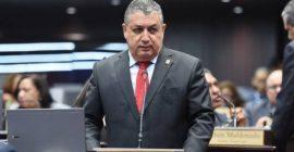 """Diputado Gustavo Sánchez: """"Confieso haber contraído el coronavirus"""""""