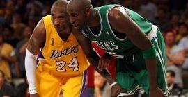 Kobe Bryant, Kevin Garnett y Tim Duncan, directos al Salón de la Fama