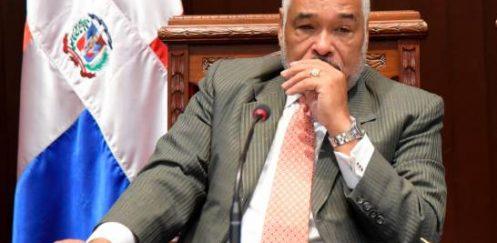 Presidente de la Cámara Diputados informa salió positivo a coronavirus