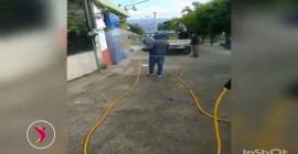 Sigue higienización del municipio Constanza
