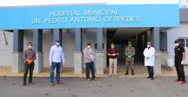 En el hospital de Constanza habilitarán área de aislamiento por Covid-19
