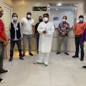 Comunicadores y Locutores de Constanza exigen información casos de Coronavirus en este municipio
