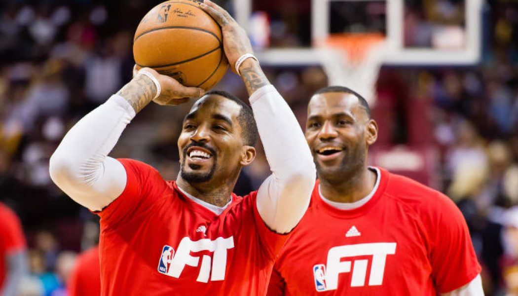 J.R. Smith jugará con los Lakers por el resto de la temporada