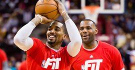 J.R. Smith jugará con los Lakers por el resto de la temporada