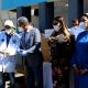 Expresidente Leonel Fernández dona lámparas ultravioletas a hospital de Constanza