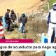 Utilizan agua de acueducto para riego agrícola en La Culata, familia denunciada aclara confusión