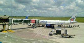 IDAC aclara vuelos comerciales desde y hacia aeropuertos de RD están suspendidos