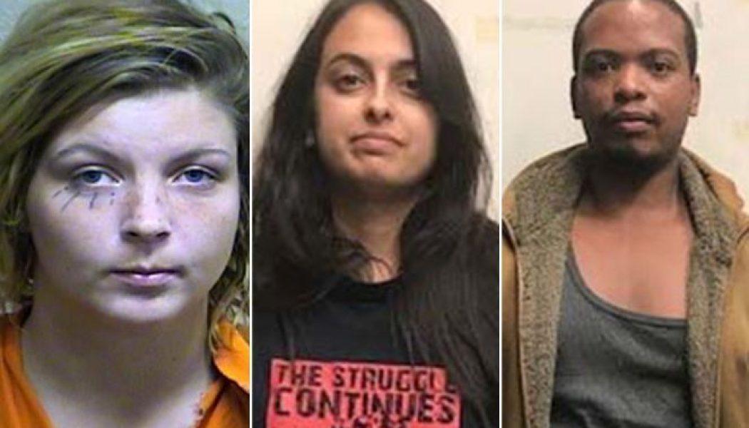 Tres acusados de incendiar patrullas NYPD en las manifestaciones se enfrentan a cadena perpetua