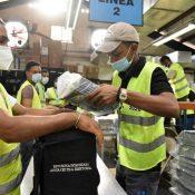 Junta inicia proceso de conformación de 1,099 valijas del voto en exterior