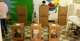 Votaciones con normalidad en la ciudad de Constanza, denuncian boletas sin firmar en Tireo
