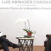 Abinader advierte que no adoptará el denominado «borrón y cuenta nueva»