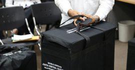 JCE sustituye valija electoral de Barahona que fue robada esta madrugada