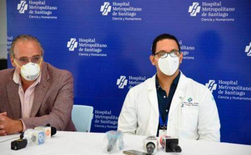 Colapsan áreas destinadas para casos de COVID-19 en clínicas de Santiago