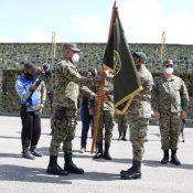 Nuevo comandante 6to. Batallón de Cazadores