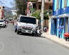 Protestan por falta de agua en Constanza