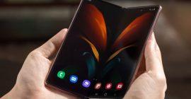 Galaxy Z Fold 2, el móvil más único y futurista de Samsung
