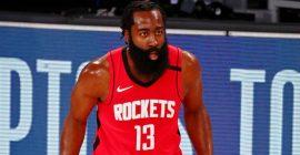 James Harden igualó la marca de Olajuwon de más selecciones en equipos All NBA para un jugador de los Rockets
