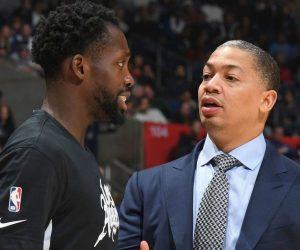 Tyronn Lue niega que problemas personales causaran la caída de Clippers en los playoffs de 2020
