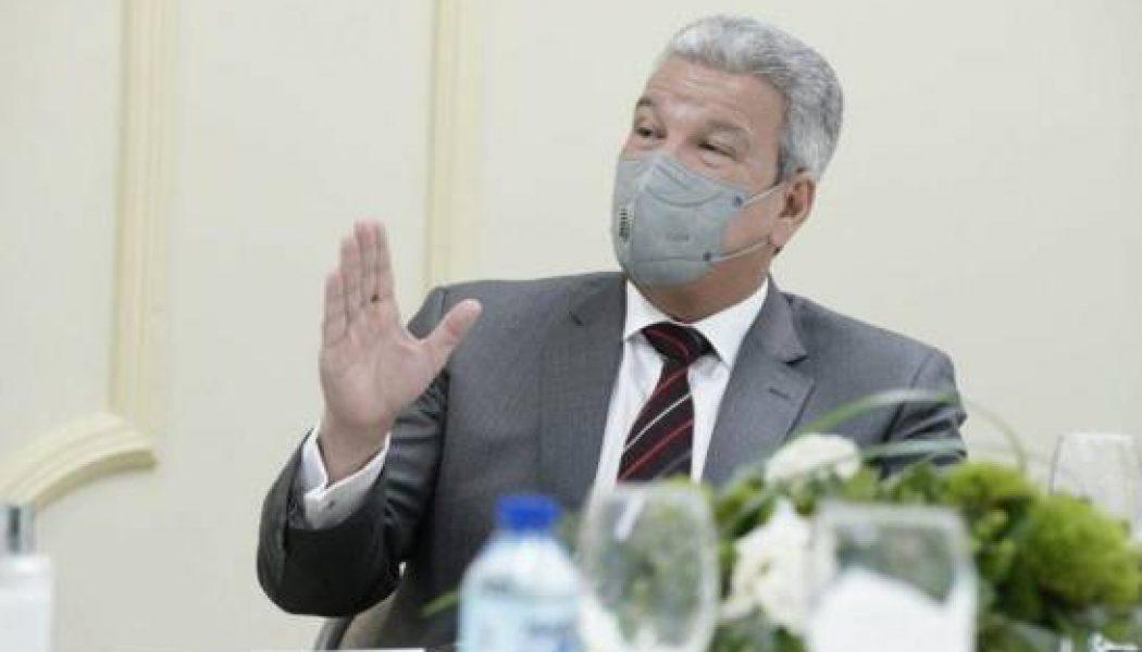 Ministro de la Presidencia Lisandro Macarrulla dice que donará su salario