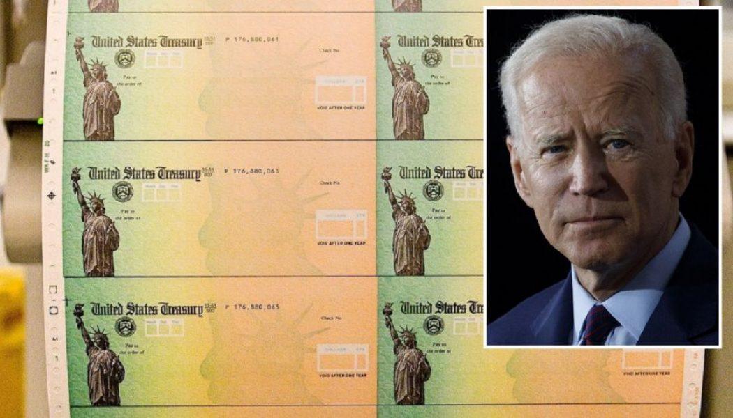Así sería el proceso para un nuevo plan de ayuda económica con Biden